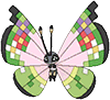 Fancy Vivillon