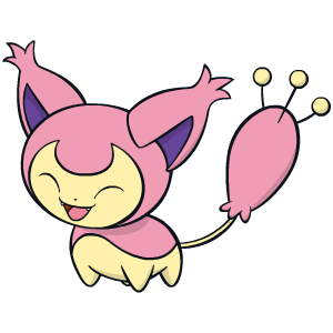 Skitty flavor – Pokémon #300 - veekun