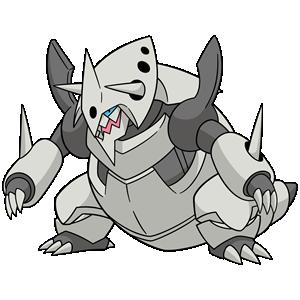 Mega Aggron Flavor Pokémon 306 Veekun