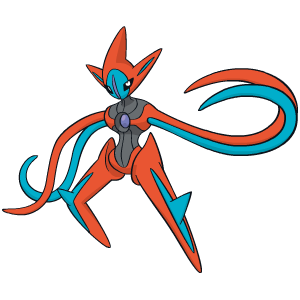 Attack Deoxys