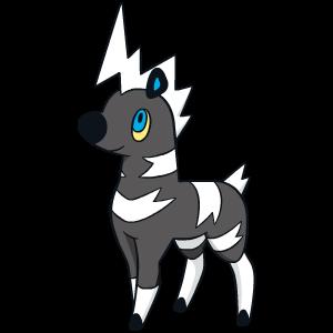 Blitzle Flavor Pokemon 522 Veekun