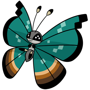 Jungle Vivillon