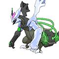 Black Kyurem - #646 - The Boundary Pokémon - veekun