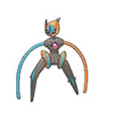 Speed Deoxys – #386 - DNA Pokémon - veekun