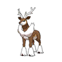 Winter Sawsbuck