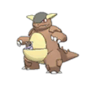 how to get kangaskhan in ultra sun