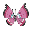 Meadow Vivillon