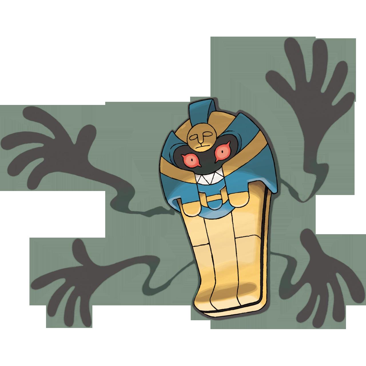 Cofagrigus flavor – Pokémon #563 - veekun