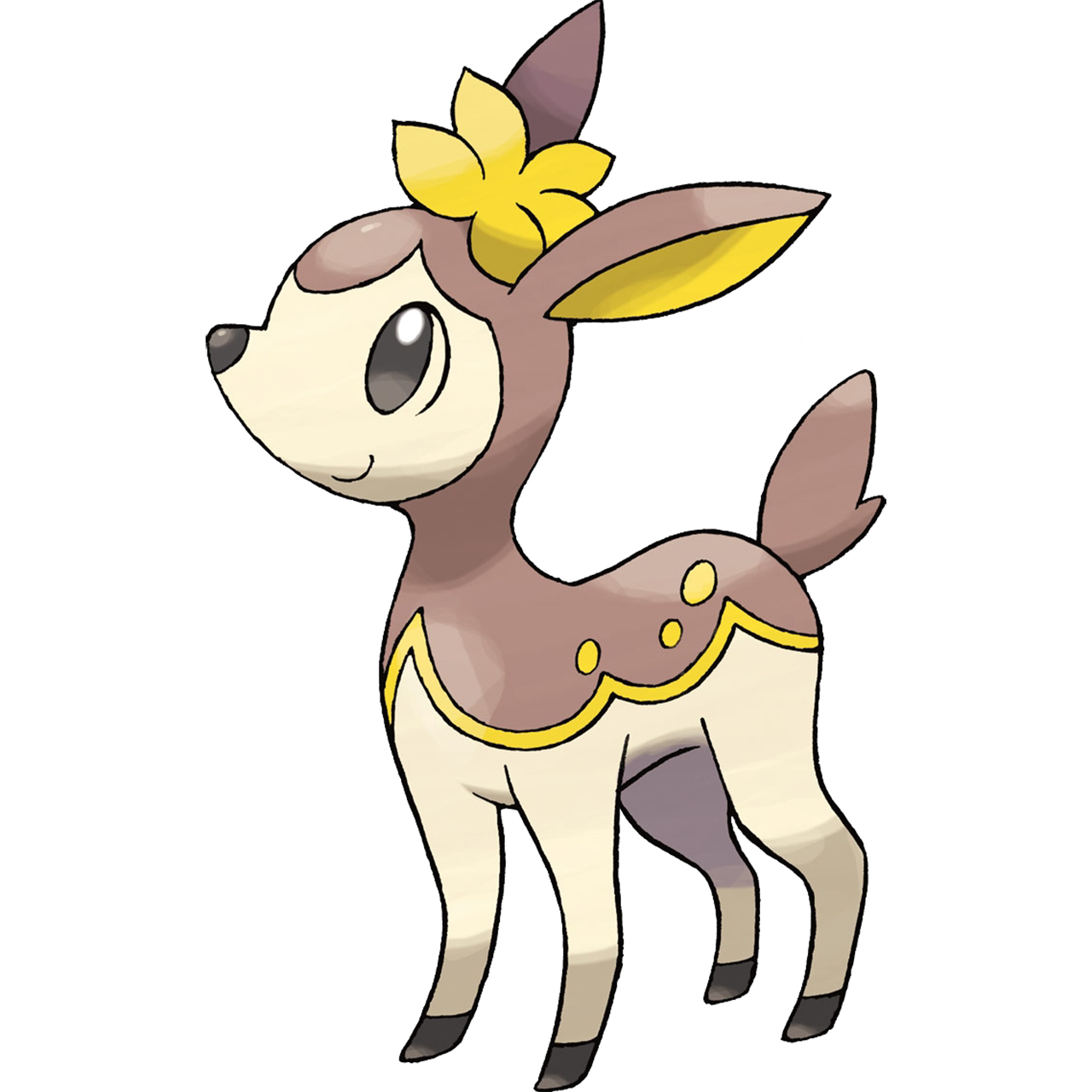 Winter Deerling