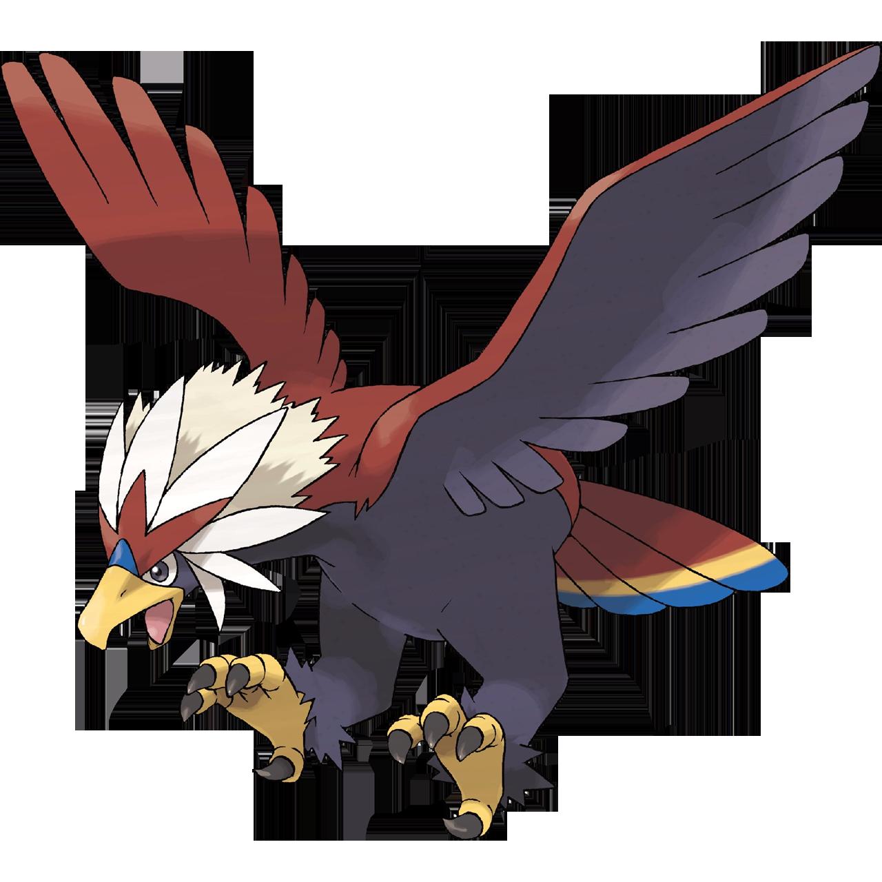 Braviary Pokemon