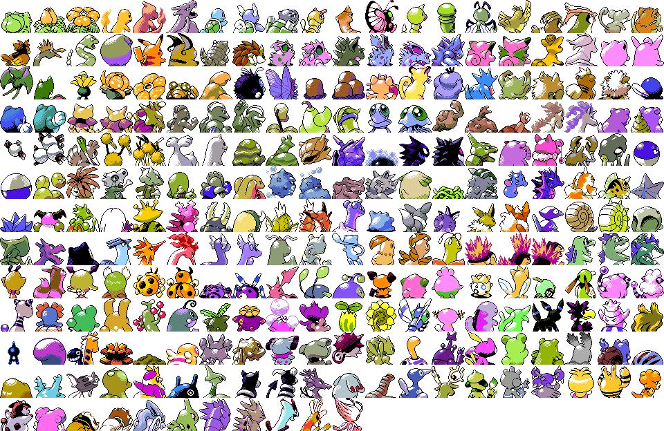 Shiny Pokemon Pokedex Images Pokemon Images