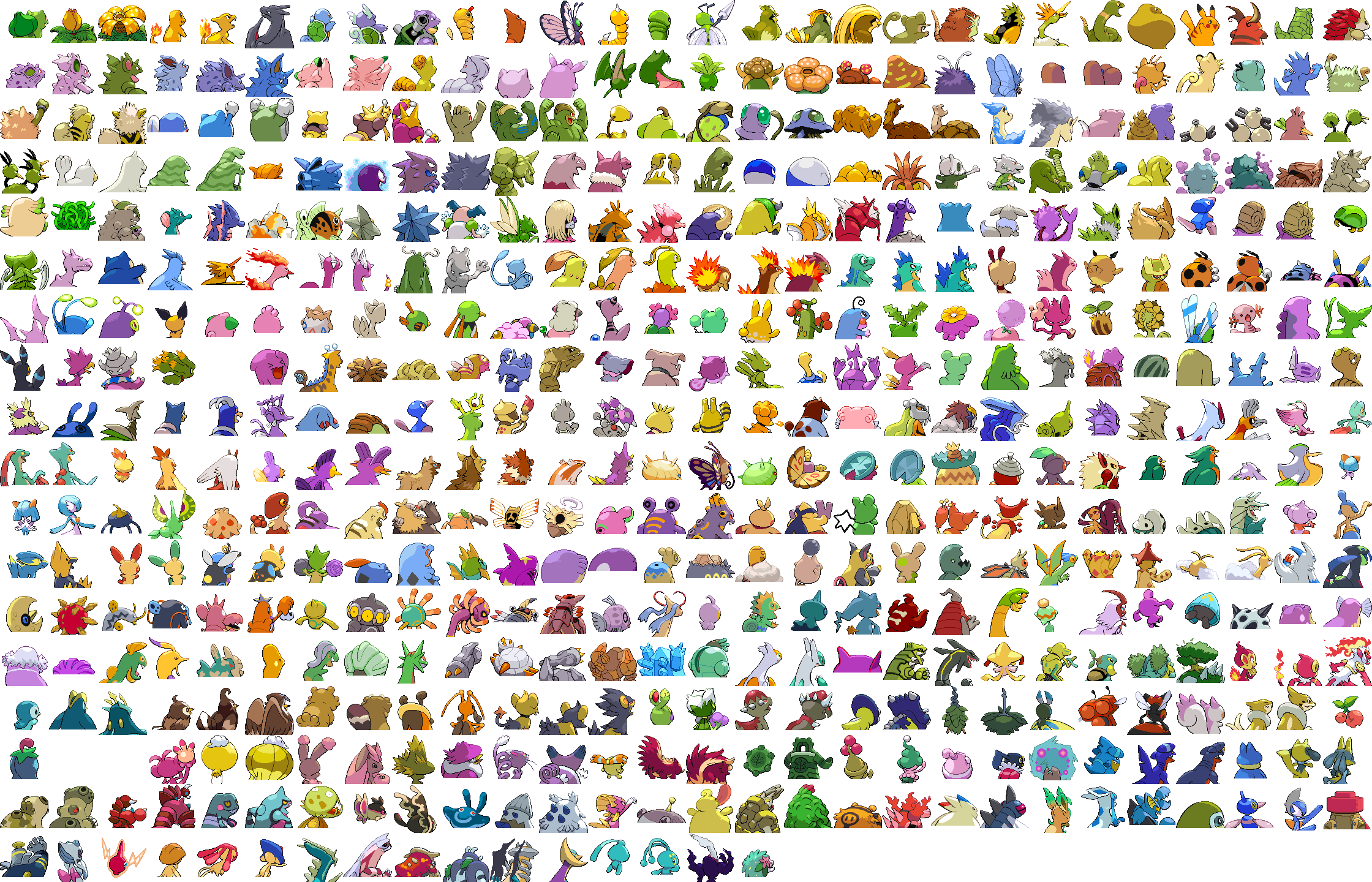 Image Result For Who Is Number In Sinnoh Pokedex