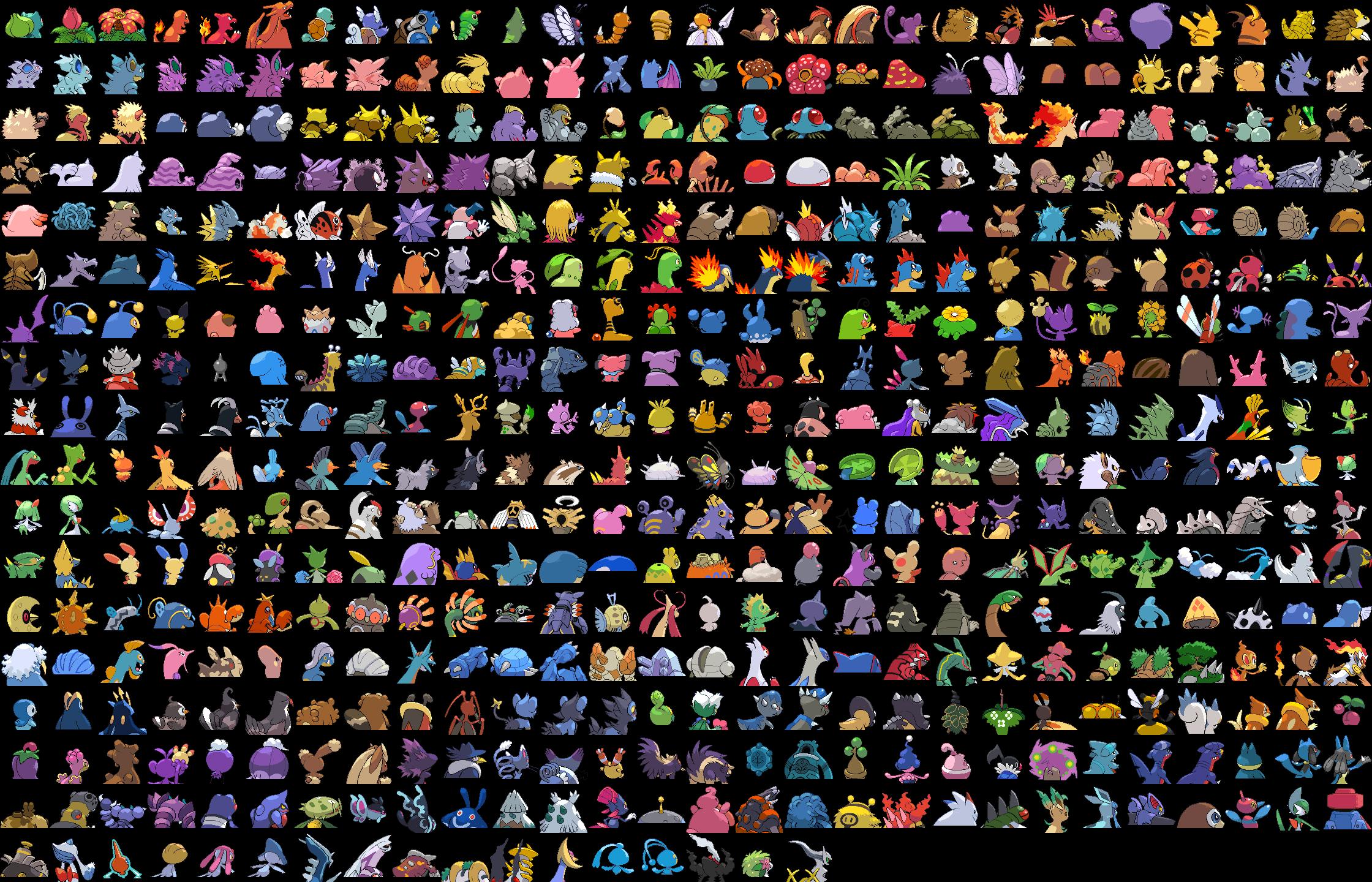 Downloads pok dex veekun - Pokemon platine legendaire ...